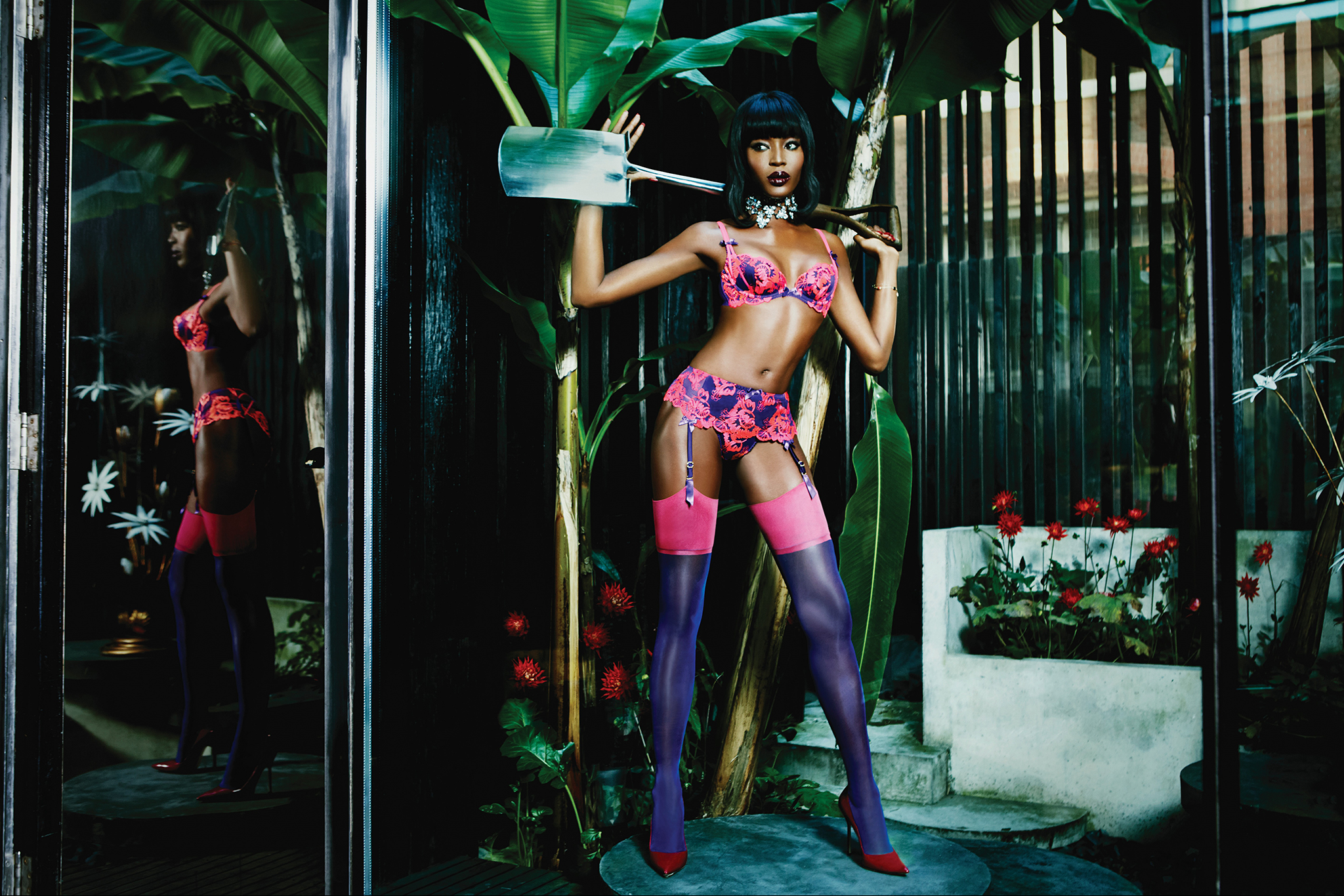 Naomi-Campbell-in-Karlie-for-Agent-Provocateur - Upscale Magazine 7ae5977a3