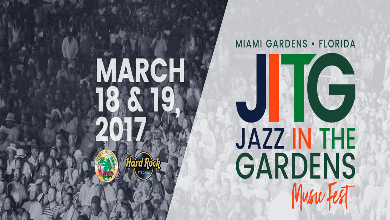 Line Up For Miami Jazz In The Gardens Autos Post