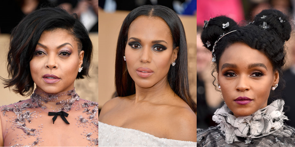 The 5 Most Memorable Beauty Looks for the 2017 SAG Awards