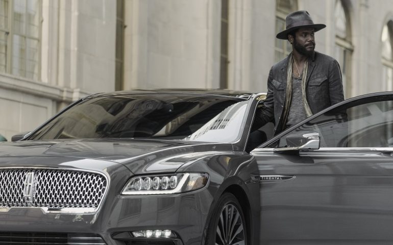Look And Listen Via The Lincoln Motor Company