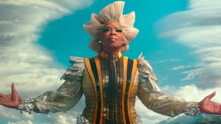 A Wrinkle In Time Trailer Is Absolutely Amazing