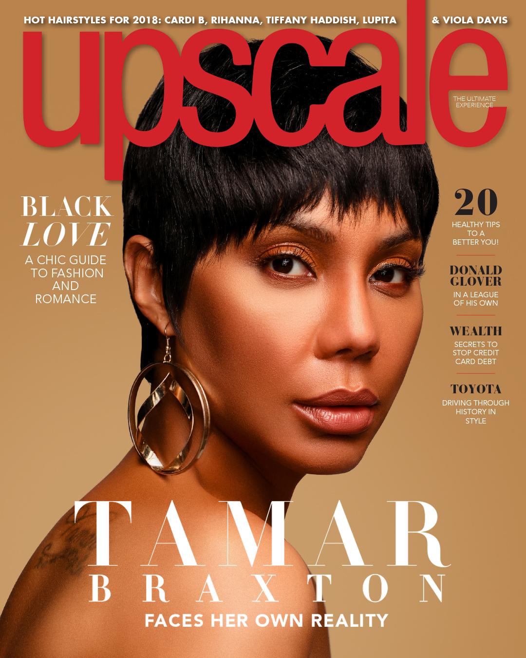 tamar braxton upscale magazine