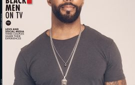 Omari Hardwick cover photo