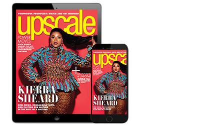 Upscale magazine careers